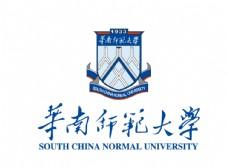 华南师范大学校徽LOGO图片