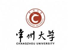 常州大学校徽LOGO标志图片
