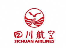四川航空标志LOGO图片