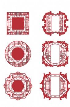 中国风古典花纹图片