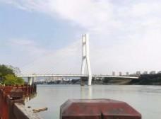 跨江大桥图片