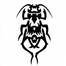 甲壳虫图案图片