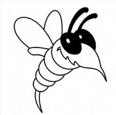 苍蝇矢量图图片