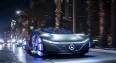 2021奔驰vision概念车图片