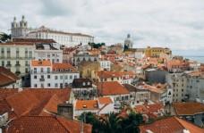 欧洲小镇摄影图片