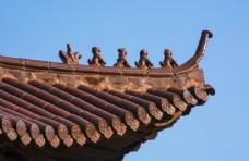 义乌寺庙风光图片