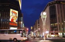 城市夜图片