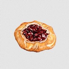 红豆饼图片