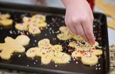 圣诞姜饼图片