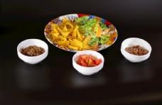 墨西哥玉米片沙拉图片