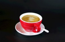 热美式咖啡图片