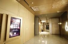 博纳影城江北天街店走廊图片