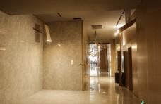 博纳影城江北天街店明亮的走廊图片