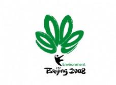 2008年北京奥运会环境标志图片