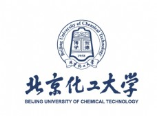 北京化工大学校徽LOGO图片