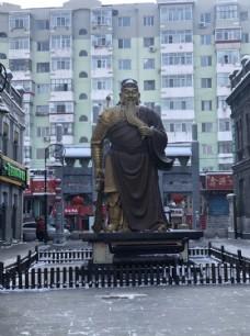 哈尔滨中华巴洛克图片
