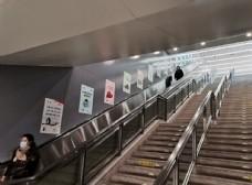 电梯地铁图片