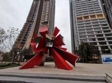 雕塑建筑图片