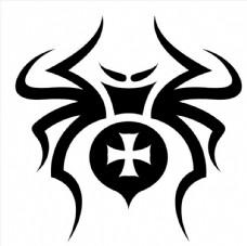 蜘蛛图案图片