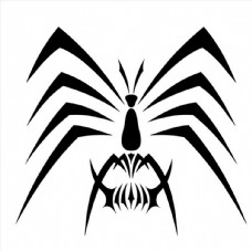 抽象蜘蛛图片
