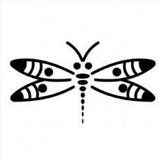 抽象蚊子图片