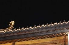 夜景摄影图片
