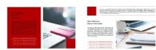 画册红色图片