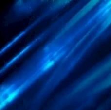 蓝色炫丽科技背景素材