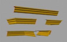 001装饰线dwg图片