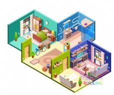 医院eps在线教育格式等距d图片