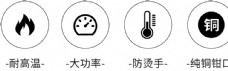 icon图标文字设计小图片