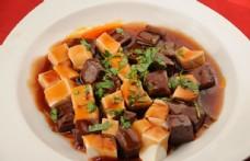 鸭血豆腐图片